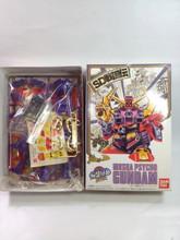 Gundam SD model Kit Zeta Gundam Musha Psycho Gundam