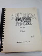 Centurions Series Guide Ruby Spears Enterprises 1985 A