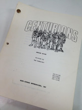 Centurions Series Guide Ruby Spears Enterprises 1985 B