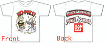 Power Morphicon 4 2014 Bulk and Skull No Pies T-Shirt Size Large