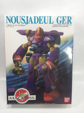 Macross 15th Anniversary version Nuousjadeul Ger Model Kit 1/144 scale Male Power Armor Robotech