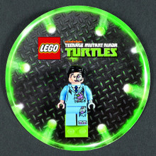 New York LEGO Store Grand Opening Limited Edition Krang Android TMNT