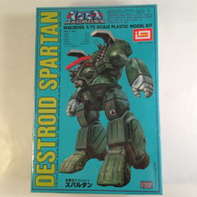 Macross Robotech Destroid Spartan 1/72 Scale Model Kit Imai