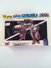 Macross Gerwalk Super Valkrie VF-1J 1/200 Scale Nichimaco 1982 Robotech