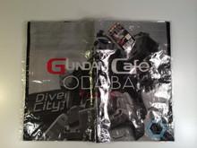 Gundam Cafe Tokyo large Bag Japan Store Exclusive Gundam RX-79-2