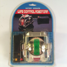 Wire Control Robo car non brand Gobot Transformer toy 80s
