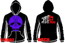 Robo Toy Fest Exclusive Garada K-7 Hoodie Small