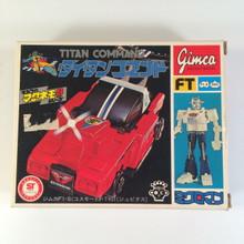 Microman Titan Command Series T451 Jupiter Takara Micronauts 1977 Gimca