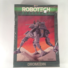 Robotech Defenders Model Kit Dromedin Crab Gunner Dougram Fang of the Sun 1/72
