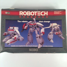 Robotech Defenders Model Kit Nebo Orguss opened box 1/38 Scale Macross