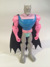Batman Brave and the Bold Action Figure Test Shot Mattel