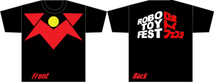 Voltes V Robo Toy Fest T-Shirt X-Large