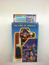 Voltron The King of Animals 1980s KO Old Stock