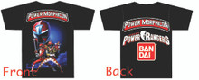 Power Morphicon 2016 Convention T-Shirt Large