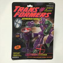 Transformers G2 Ransack MOC