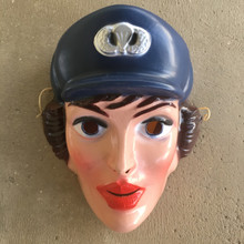 G.I.Joe French Kids mask Lady Jay 1986