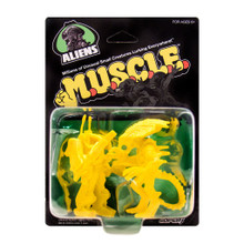 Aliens MUSCLE 2-Pack SDCC Comic Con Exclusive Yellow