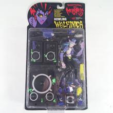 Resurrection of Monstress Howling Wolfinica (Purple / White)