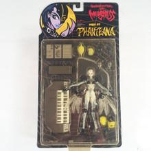 Resurrection of Monstress Mask of Phanteana (Silver / Black)