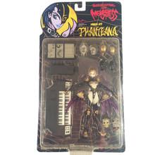 Resurrection of Monstress Mask of Phanteana (Black / Gold)