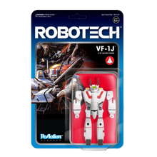 Robotech ReAction Figure VF-1J  Veritech Battroid Valkyrie Action Figure