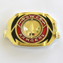 Power Morphicon 2018 Convention Henshin Vault Coin Platinum Version