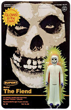 Super7 - Misfits - The Fiend - Glow in The Dark version