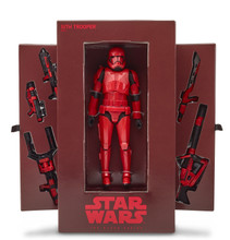 Star Wars The Black Series Sith Trooper 2019 SDCC Exclusive Slight damage
