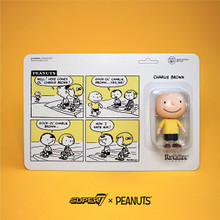Peanuts Charlie Brown Newspaper SDCC pop up version