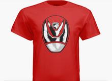 Dekaranger Red T-shirt Japan World Heroes 2019 Limited Edition Medium
