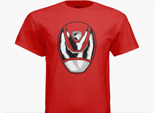 Dekaranger Red T-shirt Japan World Heroes 2019 Limited Edition Small