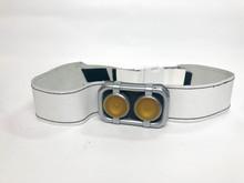 Power Rangers Turbo Production used Belt and Buckle set