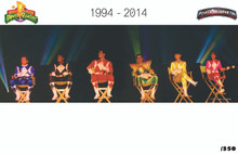 Power Morphicon 1994-2014 Limited Edition print