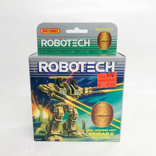 Robotech Matchbox Raidar X Battloid Destroid Macross Dark Tan