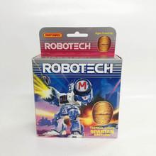 Robotech Matchbox Spartan Battloid Destroid Macross Blue
