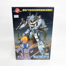 Macross Valkyrie VF-1S Roy Folker Battloid ARII Model Kit 1/100 Scale Robotech