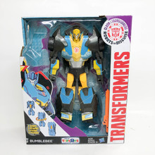 Transformers Robot in Disguise 3 Step Bumblebee