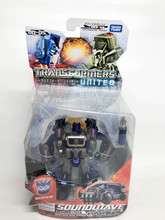 Transformers United Soundwave Japanese Card