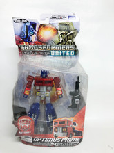 Transformers United Optimus Prime Japanese Card
