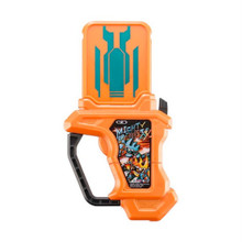 Gashapon Bandai Kamen Rider Ex-Aid Gashapon Sound Rider Gashat Mighty Brothers XX Level XX Gashat