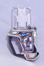 Gashapon Kamen Rider Ex-Aid Gashapon Sound Rider Gashat 05 Space Galaxy Fourze Metallic ver.