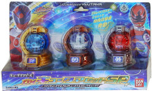 Copy of Bandai Uchu Sentai Kyuranger DX Kyutama Set 03 Super Sentai
