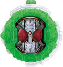 Bandai Kamen Rider Zi-O DX Double Cyclone Joker Extreme Ride Watch Japan Import