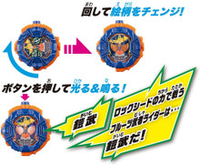 Bandai Kamen Rider Zi-O DX Gaim Ride Watch
