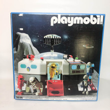 Playmobile 3536 Large Space Station 1980 Vintage Version