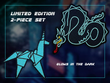 Blade Runner Glow in the Dark Limited Edition - Patch Set