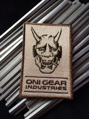 Arid Oni Gear industries Logo