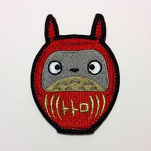 Totoro Daruma - Morale Patch