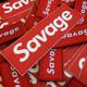 Savage - Sticker