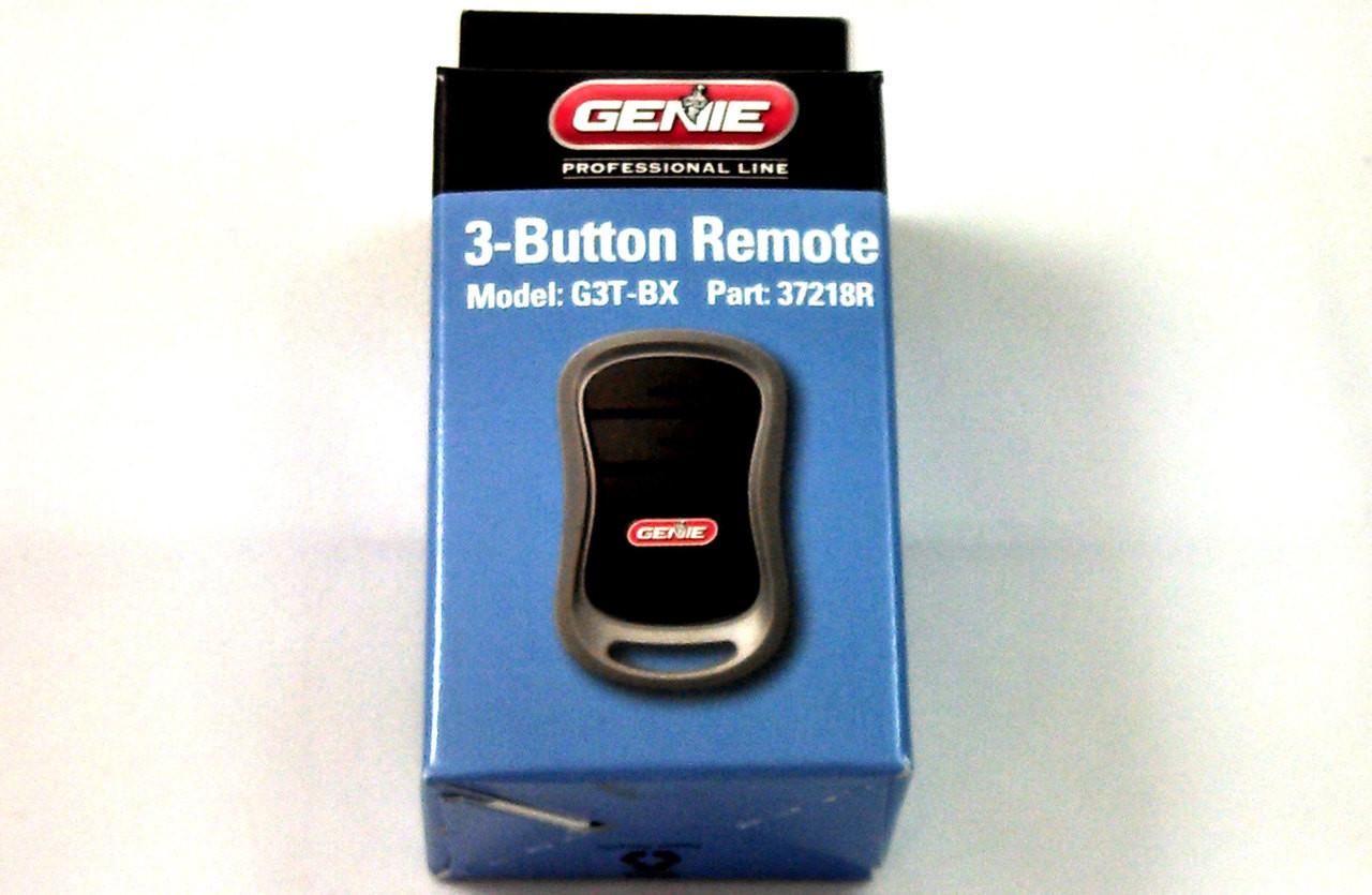 Genie 3 Button Remote Model GICT390